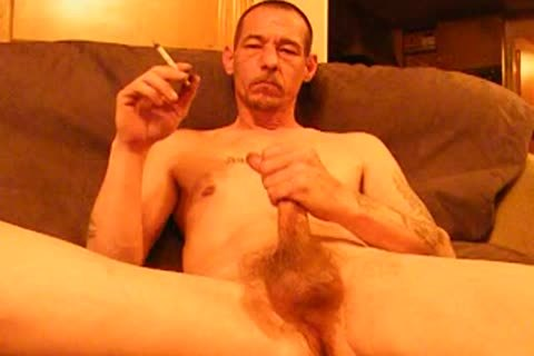 uk gay jerking off and smoking