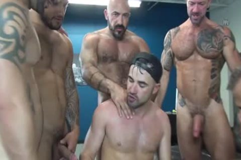 Latin penis double penetration And sperm flow
