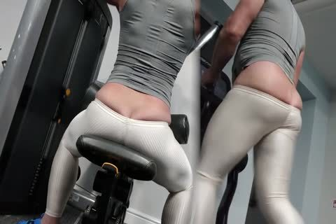 Arroyman Bulge Tights At The Gym