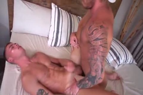 Tatted Top nails filthy twink