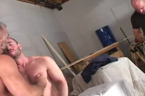 massive muscle bears suck penis and hammer a-hole